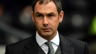 Paul Clement, técnico recém-demitido do Derby County