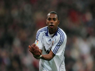 Robinho no Real Madrid