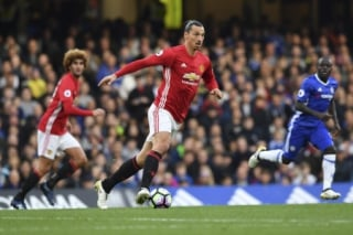 Ibrahimovic - Chelsea x Manchester United