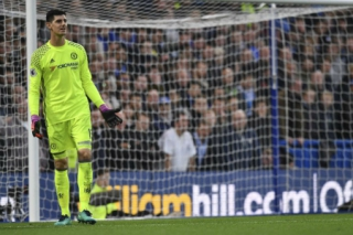Courtois - Chelsea x Manchester United
