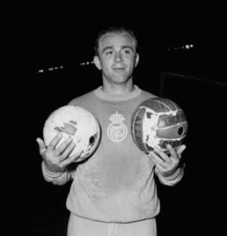 1957 - Di Stéfano (Real Madrid)