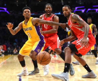 Los Angeles Lakers x Houston Rockets