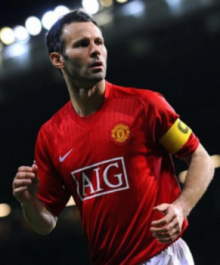 Giggs - Manchester