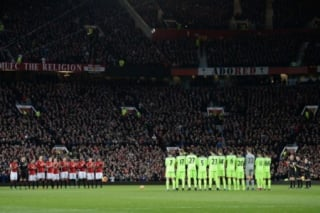 Manchester United x Liverpool (Foto:AFP)