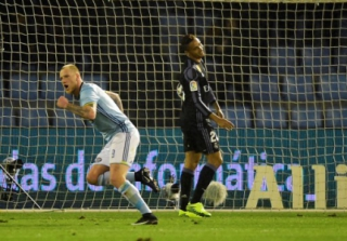 Guidetti - Celta x Real Madrid