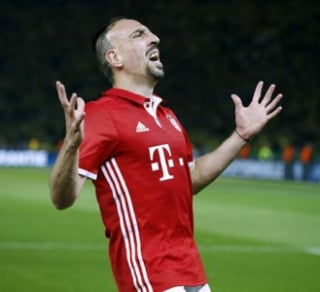 Ribery - Bayern de Munique