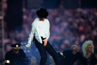 Michael Jackson, Super Bowl de 1993