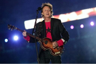 Paul Mccartney, Super Bowl de 2005