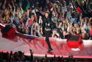 Mick Jagger, Super Bowl de 2006