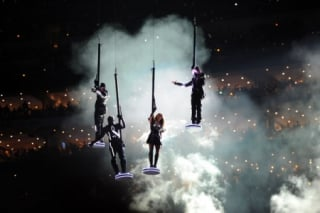 Black Eyed Peas, Super Bowl de 2011