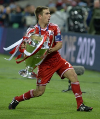 Lahm - Bayern de Munique