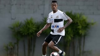 Bruno Henrique, do Santos