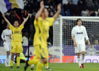 Real Madrid 0x4 Alcorcón - Copa do Rei 2009/10