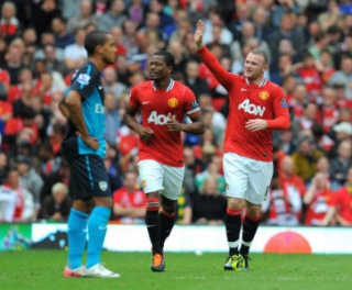 Manchester United 8x2 Arsenal - Premier League 2011/12