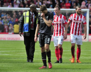 Stoke 6x1 Liverpool - Premier League 2014/15