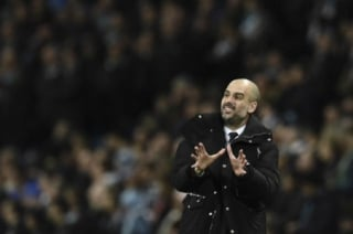 Pep Guardiola - Manchester City x Monaco