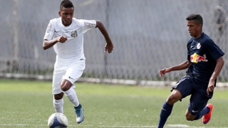 Rodrygo da base do Santos