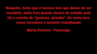 Martha Esteves - Flamengo