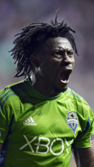 Obafemi Martins -  Seattle Sounders
