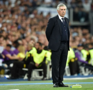 Carlo Ancelotti - Real Madrid x Bayern de Munique