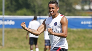 Marquinhos comemora classificação do PSG e acredita na conquista do tricampeonato da Copa da França