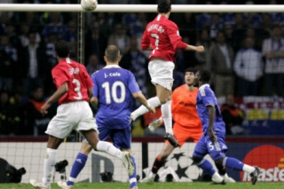 Manchester United 1 x 1 Chelsea Final (2007/2008)