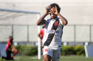 Paulo Vitor sub-20 do Vasco