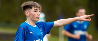 Billy Gilmour - Rangers
