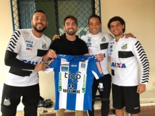 Ricardo Duarte, do Blooming, da Bolívia