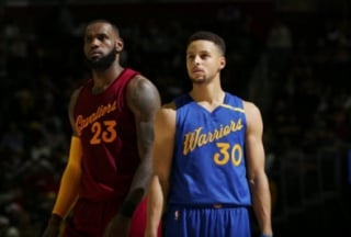Golden State Warriors x Cleveland Cavaliers