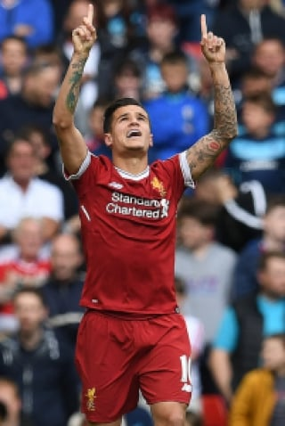 Philippe Coutinho é alvo do Barcelona e estaria de saída do Liverpool