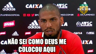 Wallace no Flamengo
