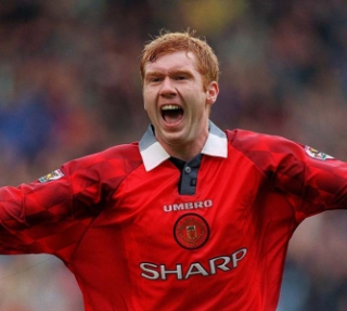 Scholes - Manchester United