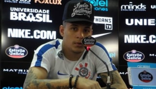 Guilherme Arana, do Corinthians