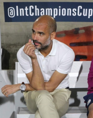 Guardiola - Manchester City x Real Madrid