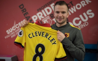 Cleverley - Watford