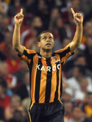 Geovanni (Hull City) 2009/10