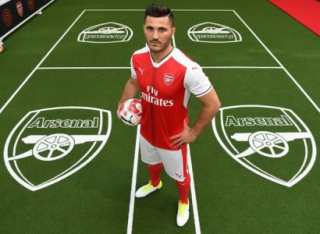 Kolasinac - Arsenal