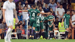 Real Madrid x Betis