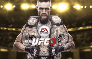 Conor McGregor é a capa do novo game do UFC