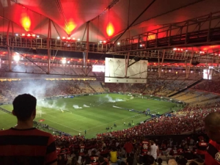 Flamengo x Independiente