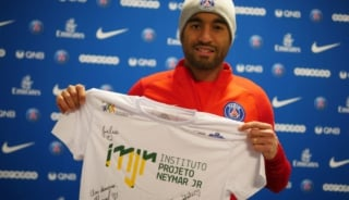 Amigo secreto Instituto Neymar Jr