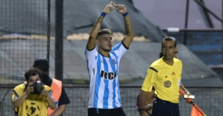 Lizandro López, do Racing