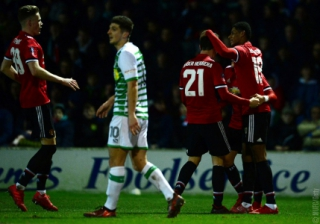 Yeovil Town x Manchester United