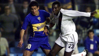 2001 - Quartas-de-final - Boca Juniors x Vasco