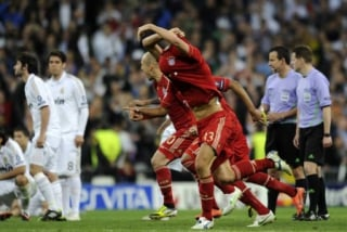 Bayern de Munique x Real Madrid - 2011/2012