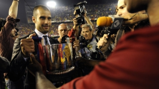 Copa do Rei  (Barcelona) Guardiola