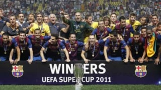 Supercopa da Europa (Barcelona) Guardiola