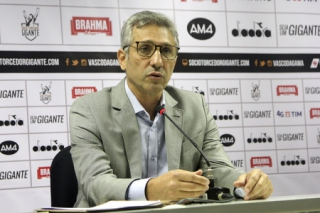 Alexandre Campello - Presidente do Vasco