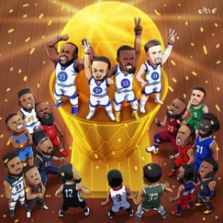 Varrida do Golden State Warriors e futuro incerto de LeBron foram destaque nos memes